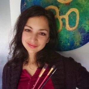 Sonja Neuroth Kraftbilder Portrait malen lassen