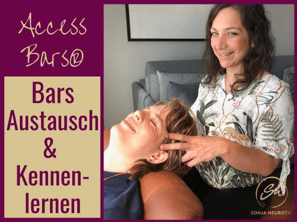 Access Bars Austausch