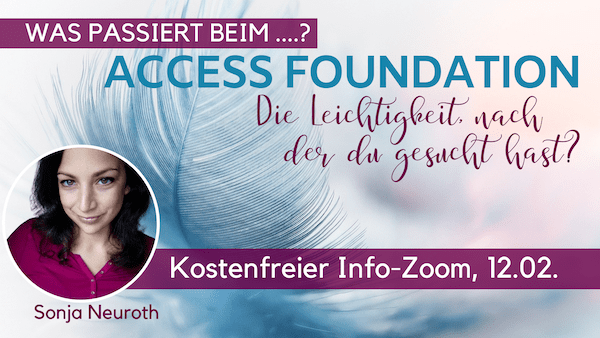 Access Consciousness Foundation Bewusstsein