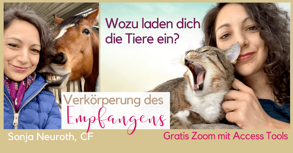 Tiere pferde Access Consciousness