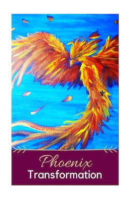 Krafttier Orakel Phoenix gratis Tageskarte online